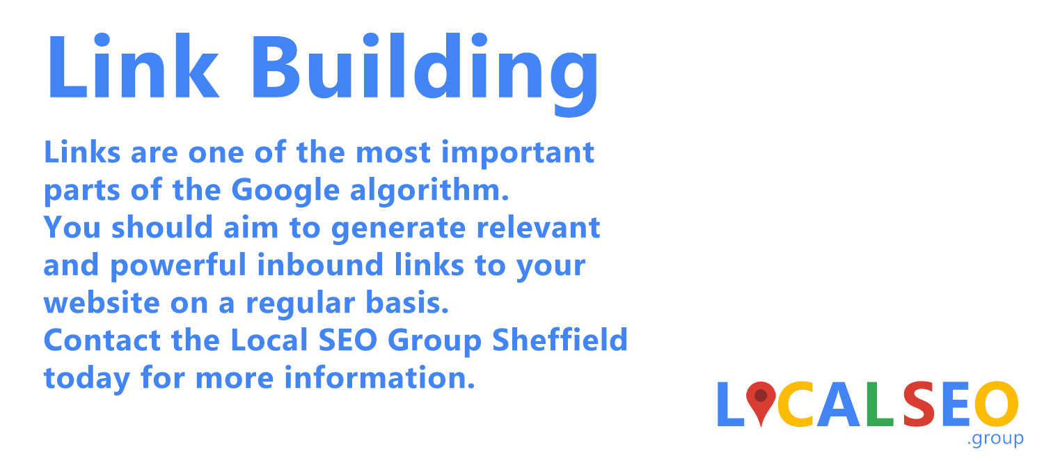 Link Building Sheffield
