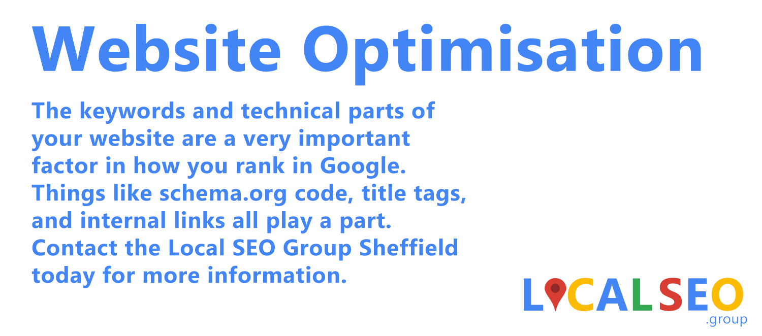 Website Optimisation Sheffield